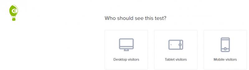 端末の選択画面