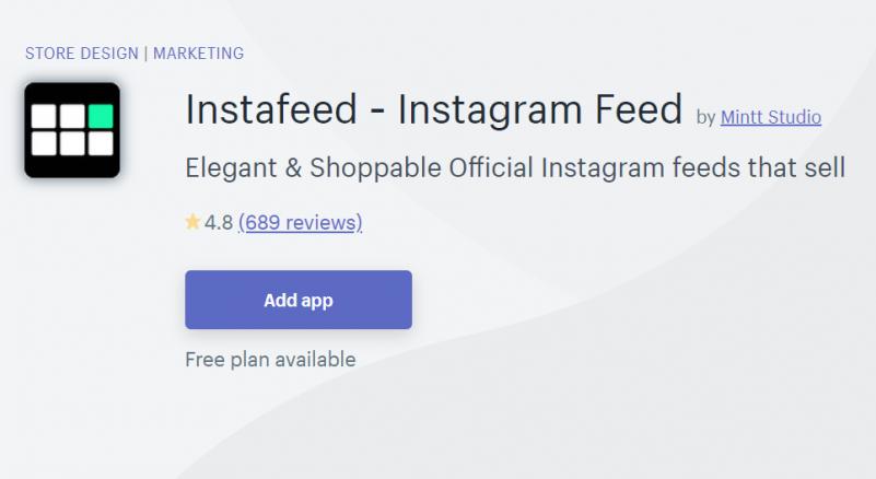 Instafeed - Instagram Feed