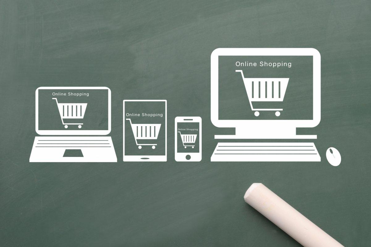 shopifyのecサイト